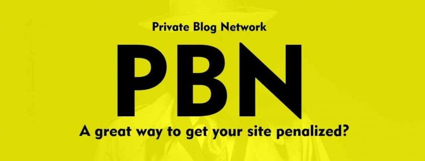 Private Blogging Network - PBN
